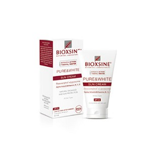 Bioxsine Pure and White 防曬霜 Bioxsine Pure and White Sun Cream BIOXSINE 美容產品 護膚用品 - 靚美健